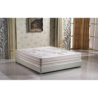 China Mattress Factory Direct Supply Pocket Spring Mattress With Memory Foam