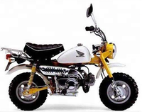 110/125cc motorcycle monkey bike