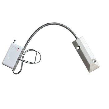 High security wireless 12v rolling door magnetic door for 12v magnetic door switch