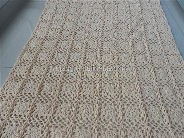 fabriek groothandel handgemaakte gebreide deken voor baby-deken ...