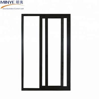 Aluminum Profile Entry Door Front Door Frame Thermally Broken ...