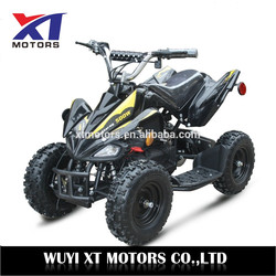 Kids Chain Drive Transmission 500W/800W/1000W Electric ATV Electric Quad Bike 4x4