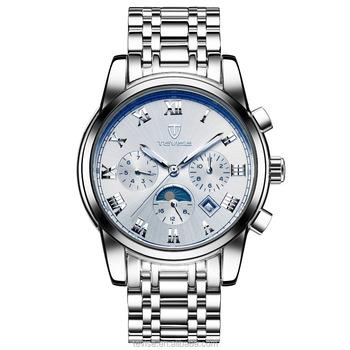 21b8a29c889 2018 listagem do novo relógio Tevise automático relógio automático relógios  ...