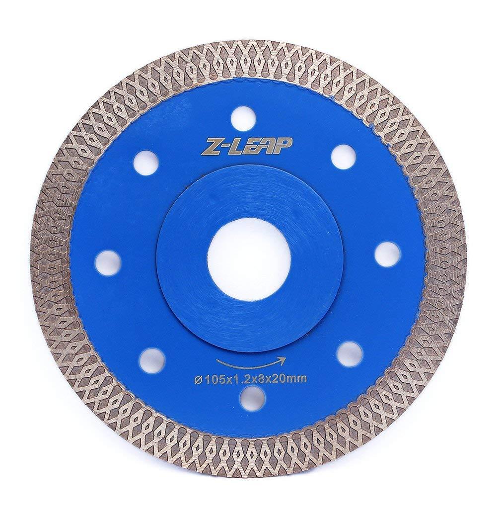 4 Inch Super Thin Rim Turbo Diamond Saw Blade for Cutting Granite Marble Ceramics Porcelain Tiles