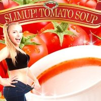 Slim Up Tomato Soup Lycopene Fasting Diet Juice