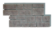 polyurethane rock panel, artificial natural stone, waterproof, fireproof, light weight.