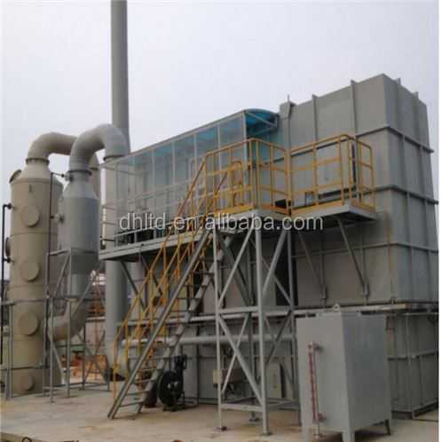 Waste Oil treatment System for regenerating the waste engine oil, this equipment can effective separate water, gas, particles