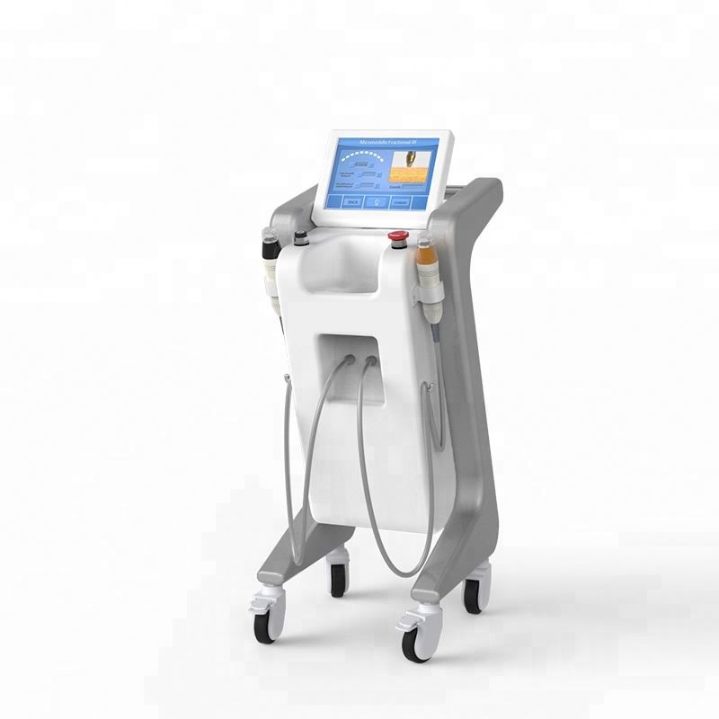 FDA approved 3 years warranty Fractional RF wrinkle removal Fractional microneedle RF machine фото