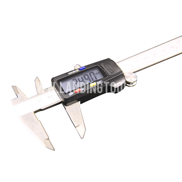 cheap hot sale top quality 0-400mm vernier caliper