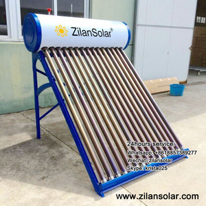 150liters hot solar thermal water