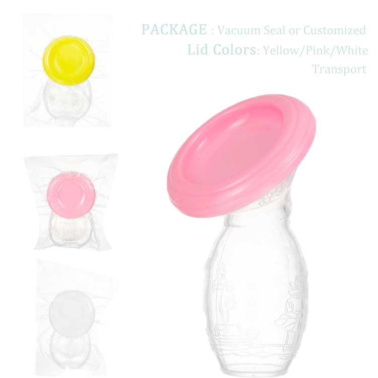 China supplier cheap free breast pump, high quality silicone breast pump, hands free breast milk pump
