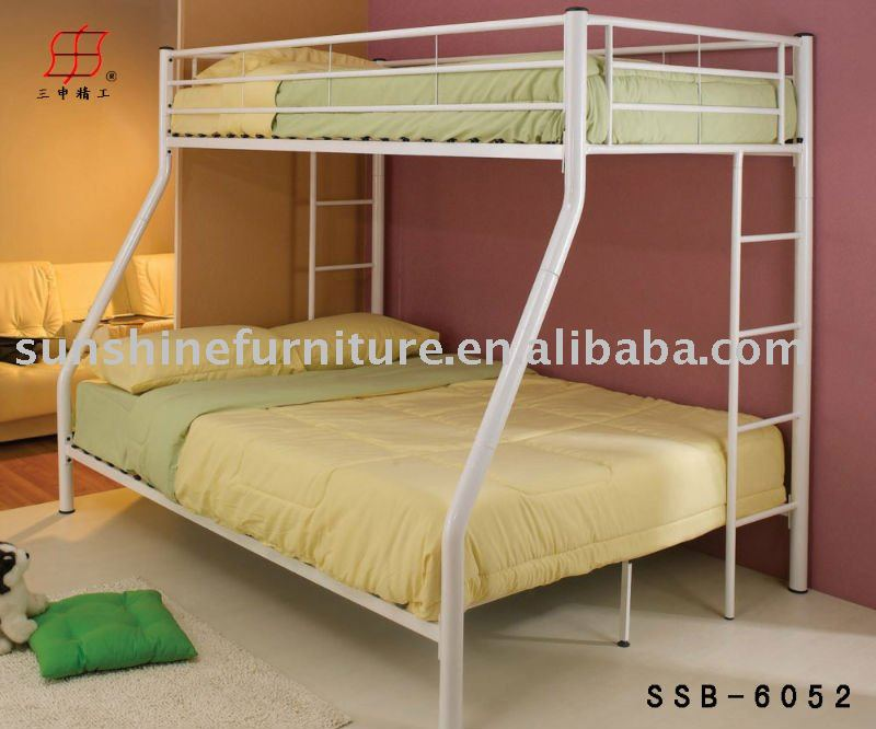 Mordern Double Deck Metal Frame Bunk Bed View Beds Sunshine Product Details From Shouguang Science Education Equipments Co