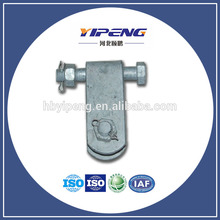 UB Type Galvanized Hanging Clevis/Z Clevis/Right Angle Plates/Overhead Electric Power Line Fitting