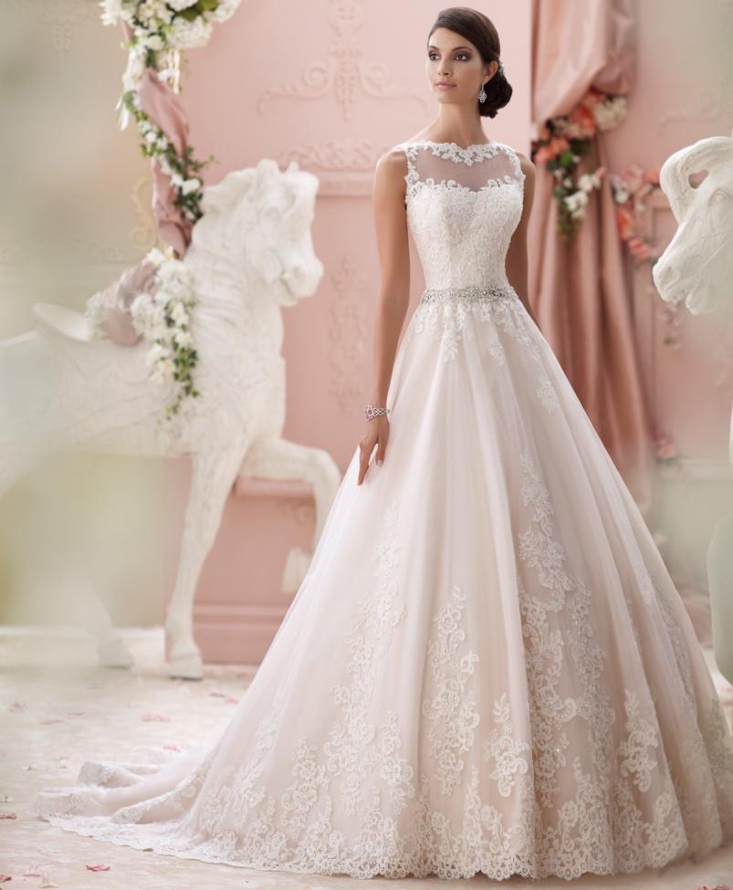 Luxury Sexy Backless Wedding Dresses Vintage Wedding Dress