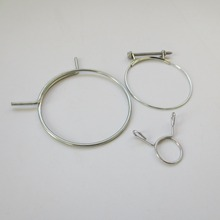 Stainless Steel automotive hose clamps wholesale