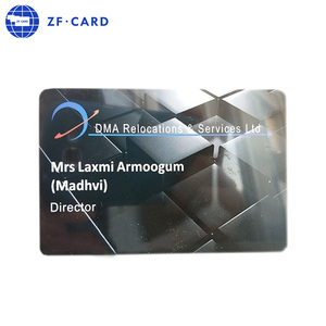 3D Lenticular Business Card