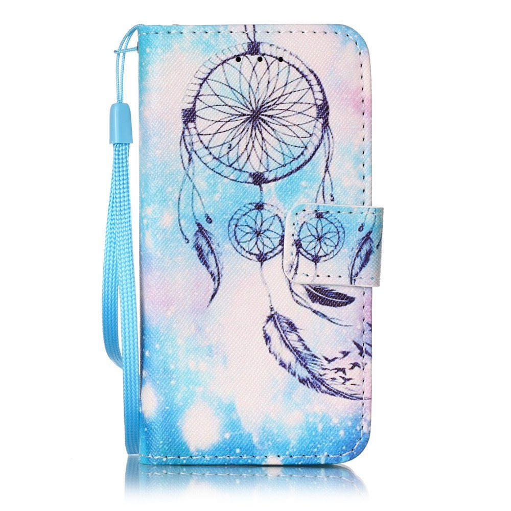 iPod Touch 5th/6th Case, SAVYOU Premium PU Leather Wallet Flip Case with Built-in Card Slots, Cash Pocket, Magnetic Closure for Apple iPod Touch 5/6(Style3)