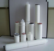 0.2 micron N6/N66 Pleated Filter Cartridge for RO system