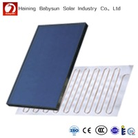 Flat Plate Solar Collector for Industrial Use, solar water heater