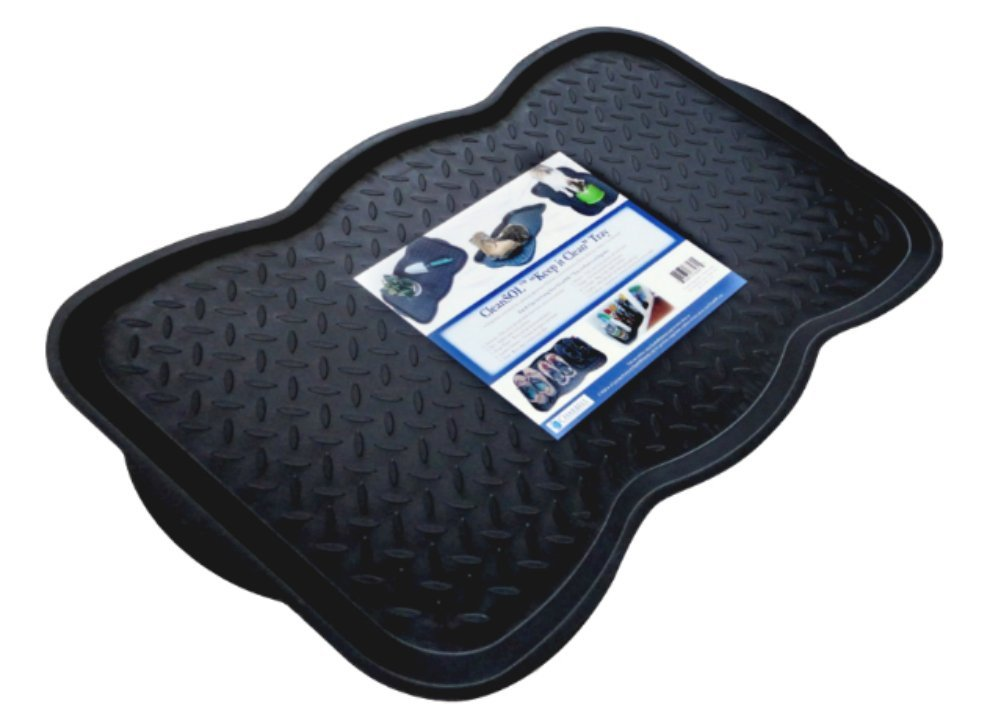 Boot Tray to Protect Floors & Shelves. Garage Storage to Contain Yard Fertilizer and Chemical Debris, Under-sink Storage Shelves Organizing & Protection, Car Storage to Contain Dirt, Fertilizer and Golf Shoes