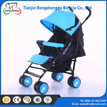 New arrival 3 in 1 travel system baby stroller with car seat, light weight small foled good baby car seat stroller