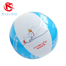 Wholesale cheap price inflatable PVC beach ball