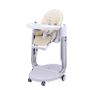 2018 New baby feeding chair high quality folding chair seat baby swing high chair