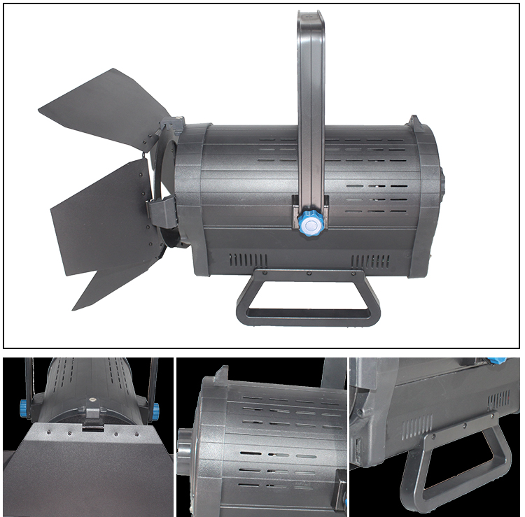 TY-LED6100 Studio Fresnel Spotlight(图6)