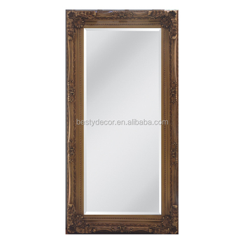 Large Wooden Mirror Frames Designs For Walls