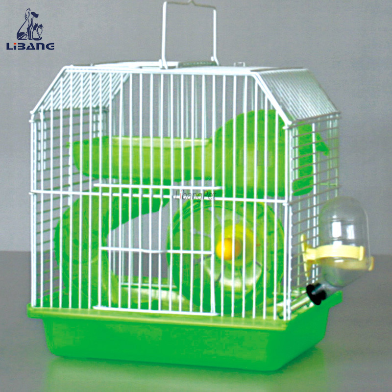Factory Direct Various Colors Luxury Iron Wire Cage For Hamster