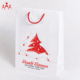 Paper Custom Christmas Shopping Cheap Gift Bags With Handles