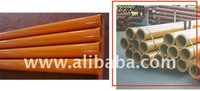 Delivery Pipes for Concrete Pumps