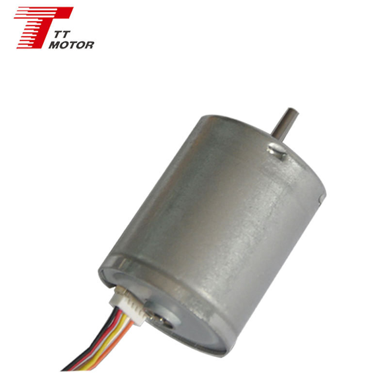 High speed brushless dc motor build in drive can be available with planetary gearbox