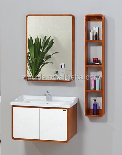 pvc bathroom cabinet for home sanitary ware