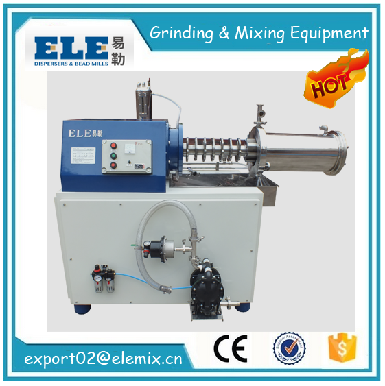 teflon coating manufacturing equipment/grinding bead mill