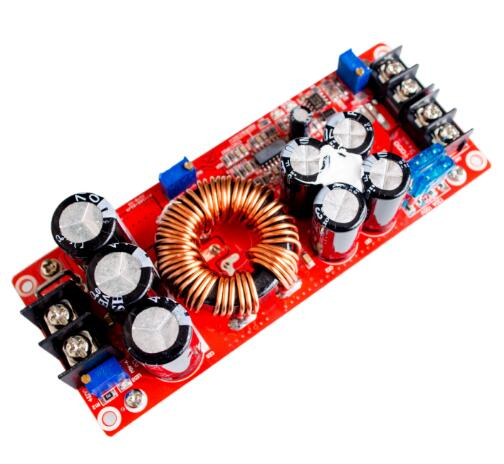 1200W 20A DC Converter Boost Step-up Power Supply Module IN 8-60V OUT 12-83V