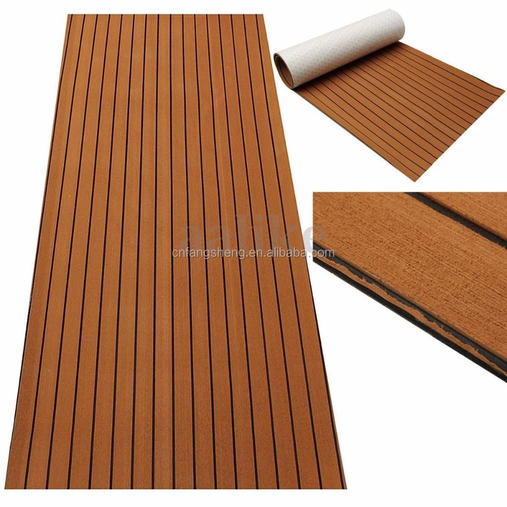 eva mousse faux teck feuille marine plancher bateau yacht voiles pont platelage plancher tapis. Black Bedroom Furniture Sets. Home Design Ideas