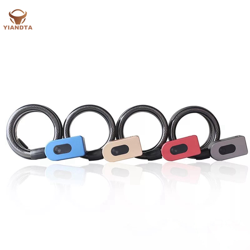 Bicycle Steel Ring Antitheft Smart Lock