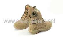 Best Sale Outdoor Special New Design Tactical Army Combat safety rubber Boots