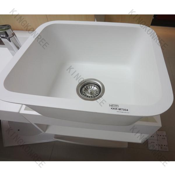 Acrylic Solid Surface Aluminum Kitchen Sink