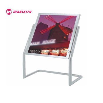 Outdoor Display Tripod Poster Board Stands Display