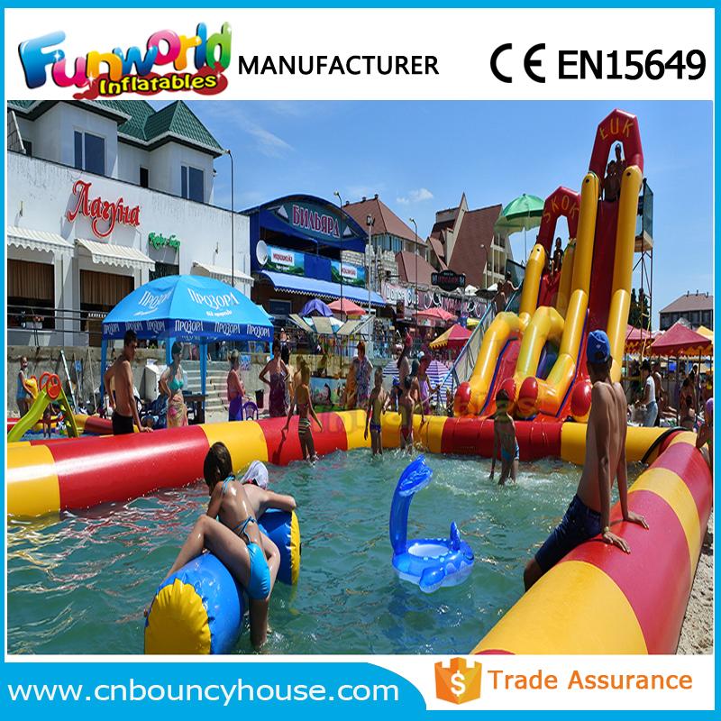 Inflatable Inground Pool Slide pool slides - creditrestore