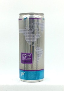 Popular Private Label 330ml Sleek Can Power Energy Drink