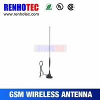 strong magnet mount cb radio antenna, wireless car TV GPS GSM FM AM radio antenna, antenna gps