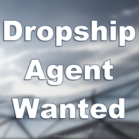 Sales agent dropship agent wanted