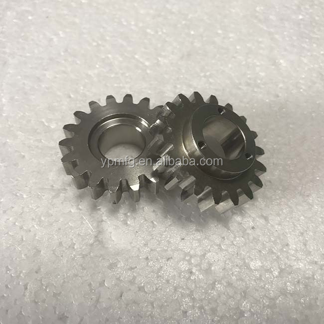 High quality cnc turning machining spare parts