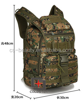 46d768e0137d New Fashion Men Outdoor Army Military Trekking Rucksack Backpack Molle  Camping Bags Tactical Assault Travel Packsack Bag - Buy Good Quality  Tactical ...