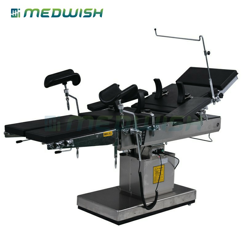 Manufacturers price multi-purpose clinic surgical patient operation room bed ot theatre electric medical operating table