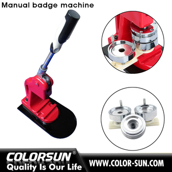 Personalized Badge Maker/heat Button Badge Making Machine/pin Badge Maker  Machine - Buy Square Button Badge Making Machine,Badge Machine Button Pin
