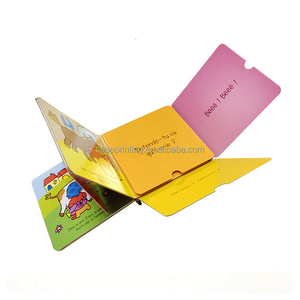 Printing baby board books custom moral story book suppliers